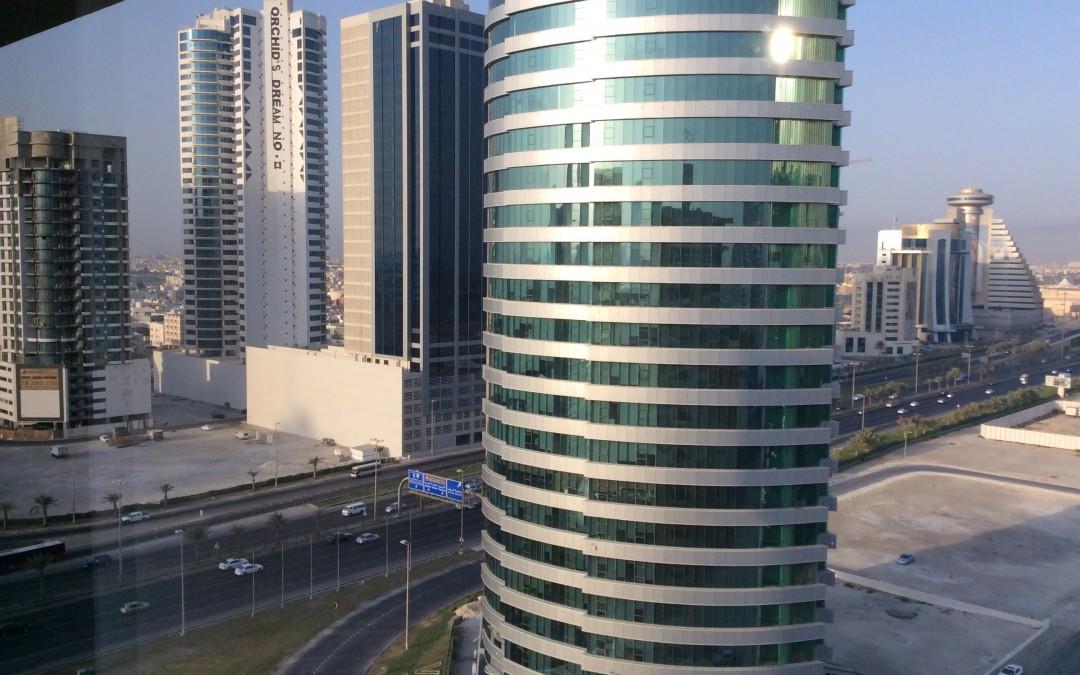 TUMAINI bildet Ärzte in Bahrain zu Präventionsmanagern aus